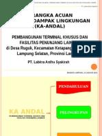 Presentasi KA Ketapang