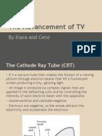 the cathode ray tube
