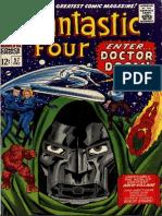 Fantastic Four 57 Vol 1