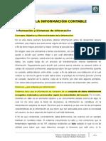 Lectura 1 La Información Contable