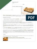 Receta de Empanada de morcilla, calabaza y manzana - Karlos Arguiñano