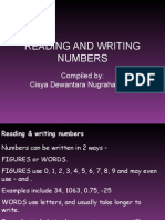 Reading and Writing Numbers.ppt