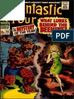 Fantastic Four 66 Vol 1