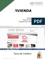 VIVIENDA - FOVISSSTE