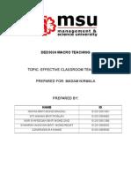 Macro Assignment Pt2