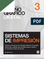 Diseño Gráfico Digital. Sistemas de Impresión