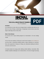 The Koyal Group Private Training Services