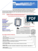 1500 Data Sheet