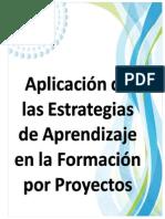 Aplicacion Estrategias Formacion Por Proyectos