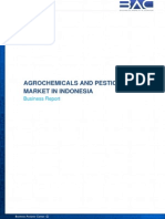 Agrochemicals and Pesticides Market in Indonesia Business Report 2012 - Sample (1)