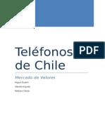 Caso Telefonos de Chile