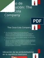 Proceso de Distribución Coca Cola