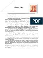 A Tribute to James Allen