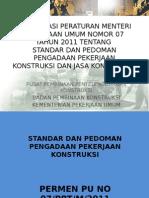 Permen 07-PU-PK_25-10-2011
