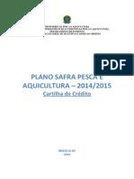 Cartilha Credito 2014 2015-1