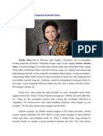 Biografi Martha Tilaar
