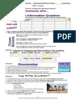 Booklet Unidad 1 - Nivel Intermedio 3 - ICANA