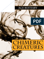 AGE Bestiary Chimeric Creatures