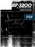 Harris RF-3200 Users Guide