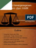 Presentasi Hukum Dan HAM