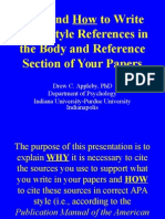APA-Style References - Newest