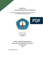 258965274 Proposal Aktivitas Produksi Migas
