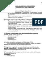 1. Evaluacion, Diagnostico, Pronostico y Planificacion