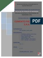 INFORME-CEMENTO-PACASMAYO