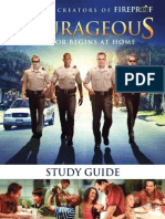 Courageous Study Guide