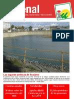 EL ARENAL - febrero 2010