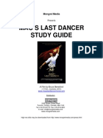 Maos Last Dancer - Study Guide