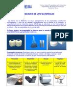 Unidad 4to - des de Los Materiales - 7mo Basico
