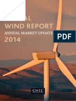 GWEC Global Wind 2014 Report LR