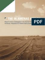 In Amenas Report
