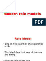 Modern Role Models