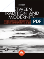 Between Tradition and Modernity by Li Zonggui