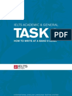 Ielts Academic and General Task 2 - How to Write at a 9 Level