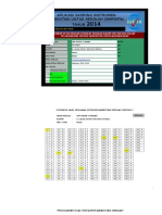 Aplikasi Skoring Evadir SMP 2014