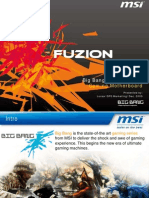 Sales Kit BigBang Fuzion.