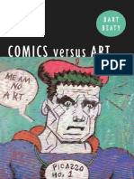 Comics Versus Art (Art eBook)