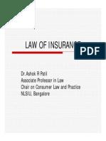 Gen Princi Les of Insurance Law
