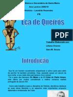 Eça de Queirós - Liliana e Sara M