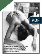 Manual de Masaje de Espalda Relajante Con Reiki, (Edición Ampliada, 2015)