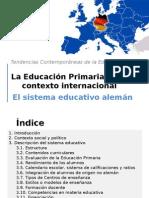 El Sistema Educativo Alemán