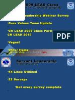 Servant Leadership Wrapup