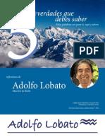5 Verdades Que Debes Saber - Adolfo Lobato