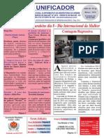Jornal Unificador Março 2015