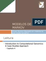 Aula5.Modelos de Markov
