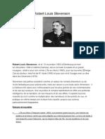 Biographie de Robert Louis Stevenson.docx