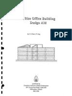 CISC Low Rise Office Building Design Aid